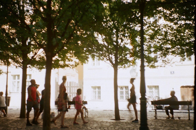 Europe on film